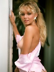 """In 1983, Katherine attended The Great 30th Anniversary Playmate search when it stopped in Sacramento, California. """"After hearing abou"