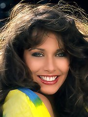 """When we photographed Karen Velez in Tahiti for her 1985 Playmate of the Year pictorial we found out that she says what she means and, surprising"
